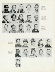 Coronado High School - La Faena Yearbook (West Covina, CA) online yearbook collection, 1968 Edition, Page 43 of 60