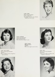 Corvallis High School - Maroval Yearbook (Studio City, CA) online yearbook collection, 1959 Edition, Page 13 of 96