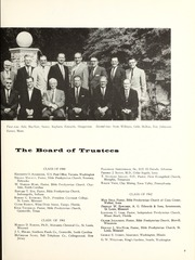 Covenant College - Tartan Yearbook (Lookout Mountain, GA) online yearbook collection, 1960 Edition, Page 13 of 72