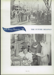Page 10, 1949 Edition, Crawfordsville High School - Athenian Yearbook (Crawfordsville, IN) online yearbook collection
