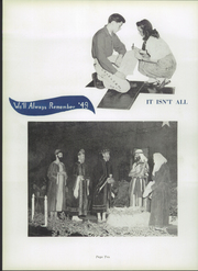 Page 14, 1949 Edition, Crawfordsville High School - Athenian Yearbook (Crawfordsville, IN) online yearbook collection