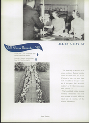 Page 16, 1949 Edition, Crawfordsville High School - Athenian Yearbook (Crawfordsville, IN) online yearbook collection