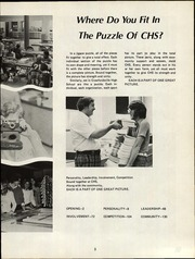 Crawfordsville High School - Athenian Yearbook (Crawfordsville, IN) online yearbook collection, 1975 Edition, Page 7