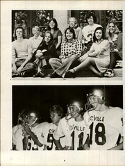 Crawfordsville High School - Athenian Yearbook (Crawfordsville, IN) online yearbook collection, 1975 Edition, Page 8
