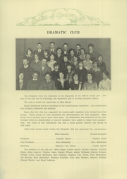 Creston High School - Annual Yearbook (Creston, OH) online yearbook collection, 1929 Edition, Page 56