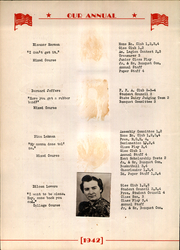 Creston High School - Annual Yearbook (Creston, OH) online yearbook collection, 1942 Edition, Page 10