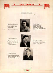 Creston High School - Annual Yearbook (Creston, OH) online yearbook collection, 1942 Edition, Page 8