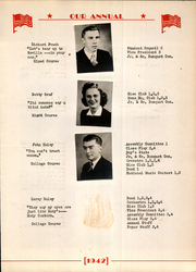 Creston High School - Annual Yearbook (Creston, OH) online yearbook collection, 1942 Edition, Page 9 of 80