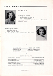 Creston High School - Annual Yearbook (Creston, OH) online yearbook collection, 1948 Edition, Page 16 of 64