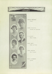 Creston High School - Crest Yearbook (Creston, IA) online yearbook collection, 1920 Edition, Page 13
