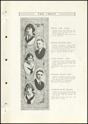 Creston High School - Crest Yearbook (Creston, IA) online yearbook collection, 1921 Edition, Page 21