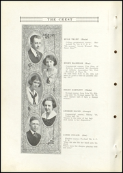 Creston High School - Crest Yearbook (Creston, IA) online yearbook collection, 1921 Edition, Page 22 of 170
