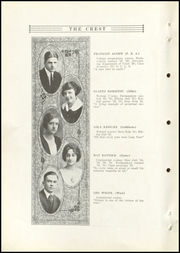Creston High School - Crest Yearbook (Creston, IA) online yearbook collection, 1921 Edition, Page 24 of 170