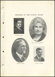 Creston High School - Crest Yearbook (Creston, IA) online yearbook collection, 1921 Edition, Page 9