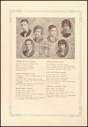 Creston High School - Crest Yearbook (Creston, IA) online yearbook collection, 1927 Edition, Page 18