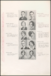 Creston High School - Crest Yearbook (Creston, IA) online yearbook collection, 1931 Edition, Page 38