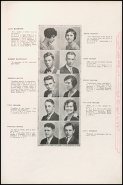 Creston High School - Crest Yearbook (Creston, IA) online yearbook collection, 1931 Edition, Page 39 of 104