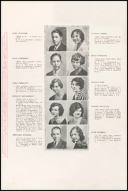 Creston High School - Crest Yearbook (Creston, IA) online yearbook collection, 1931 Edition, Page 40