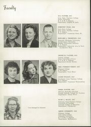 Creston High School - Crest Yearbook (Creston, IA) online yearbook collection, 1948 Edition, Page 12 of 72