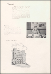 Creston High School - Crest Yearbook (Creston, IA) online yearbook collection, 1951 Edition, Page 6