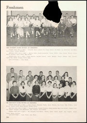 Creston High School - Crest Yearbook (Creston, IA) online yearbook collection, 1955 Edition, Page 28 of 72