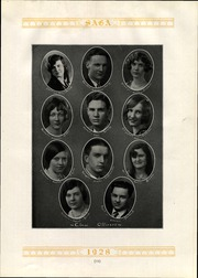 Creston High School - Saga Yearbook (Grand Rapids, MI) online yearbook collection, 1928 Edition, Page 17