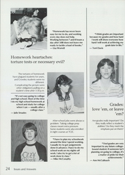 Crowley High School - Talon Yearbook (Crowley, TX) online yearbook collection, 1982 Edition, Page 36 of 256