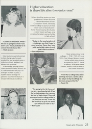 Crowley High School - Talon Yearbook (Crowley, TX) online yearbook collection, 1982 Edition, Page 37