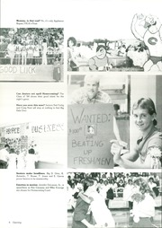 Crowley High School - Talon Yearbook (Crowley, TX) online yearbook collection, 1987 Edition, Page 10 of 238