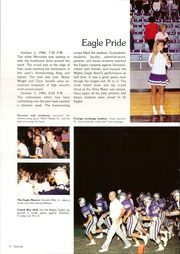 Crowley High School - Talon Yearbook (Crowley, TX) online yearbook collection, 1987 Edition, Page 12
