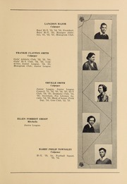 Culpeper County High School - Colonnade Yearbook (Culpeper, VA) online yearbook collection, 1935 Edition, Page 15 of 36