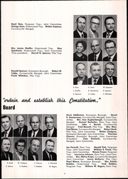 Curwensville Area High School - Echo Yearbook (Curwensville, PA) online yearbook collection, 1964 Edition, Page 13