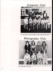 Curwensville Area High School - Echo Yearbook (Curwensville, PA) online yearbook collection, 1981 Edition, Page 102