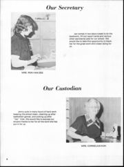 Dakota Christian High School - Cadet Yearbook (New Holland, SD) online yearbook collection, 1974 Edition, Page 7 of 80