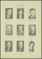 Dale High School - Memories Yearbook (Dale, IN) online yearbook collection, 1945 Edition, Page 11