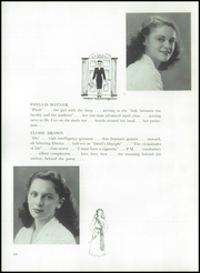 Dalton School - Tiger Yearbook (New York, NY) online yearbook collection, 1946 Edition, Page 14