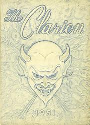 Danville High School - Clarion Yearbook (Danville, OH) online yearbook collection, 1951 Edition, Page 1