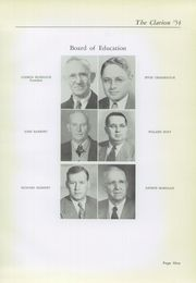 Danville High School - Clarion Yearbook (Danville, OH) online yearbook collection, 1954 Edition, Page 13