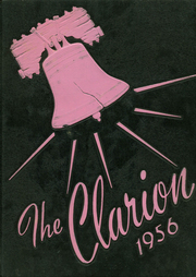 Danville High School - Clarion Yearbook (Danville, OH) online yearbook collection, 1956 Edition, Cover
