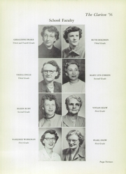 Page 17, 1956 Edition, Danville High School - Clarion Yearbook (Danville, OH) online yearbook collection