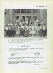 Danville High School - Clarion Yearbook (Danville, OH) online yearbook collection, 1956 Edition, Page 39