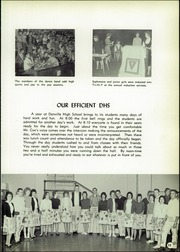 Danville High School - Tom Tom Yearbook (Danville, IN) online yearbook collection, 1962 Edition, Page 15