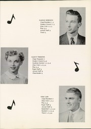 Darlington High School - Chief Yearbook (Darlington, IN) online yearbook collection, 1955 Edition, Page 13