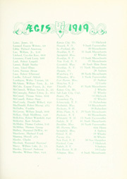Dartmouth College - Aegis Yearbook (Hanover, NH) online yearbook collection, 1919 Edition, Page 163