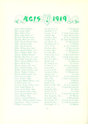 Dartmouth College - Aegis Yearbook (Hanover, NH) online yearbook collection, 1919 Edition, Page 164 of 484