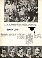 David Lipscomb High School - Mizpah Yearbook (Nashville, TN) online yearbook collection, 1954 Edition, Page 14