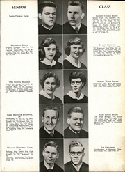 David Lipscomb High School - Mizpah Yearbook (Nashville, TN) online yearbook collection, 1954 Edition, Page 15 of 92