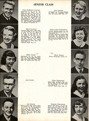 David Lipscomb High School - Mizpah Yearbook (Nashville, TN) online yearbook collection, 1954 Edition, Page 16