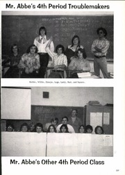David W Carter High School - Round Up Yearbook (Dallas, TX) online yearbook collection, 1976 Edition, Page 241 of 320