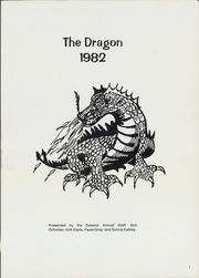 Dawson High School - Dragon Yearbook (Welch, TX) online yearbook collection, 1982 Edition, Page 5